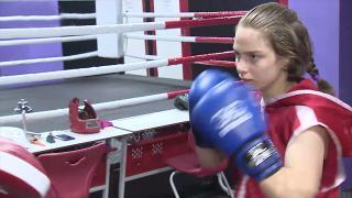 Manavda başlayan boks serüveni şampiyonlukla taçlandı