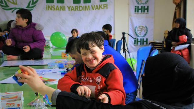 """Afrinde """"21 Mart Down Sendromu Farkındalık Günü"""" kapsamında etkinlik gerçekleştirildi"""