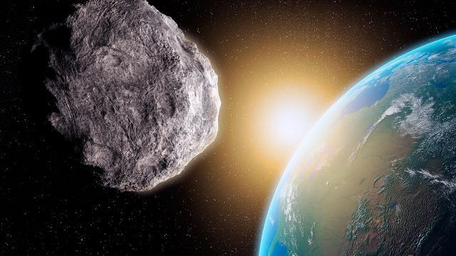 NASAda ilk: Uzay aracı asteroidle planlı çarpışacak