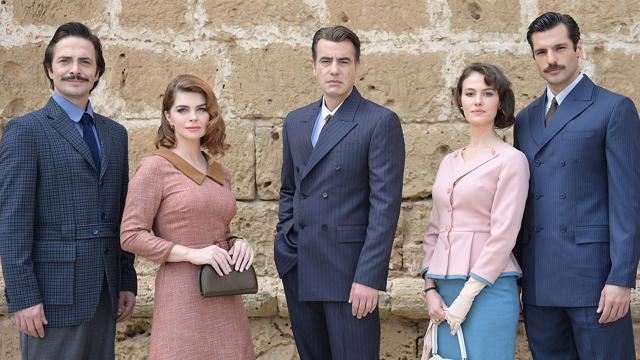 """""""Bir Zamanlar Kıbrıs"""" 1 Nisan'da TRT 1'de"""