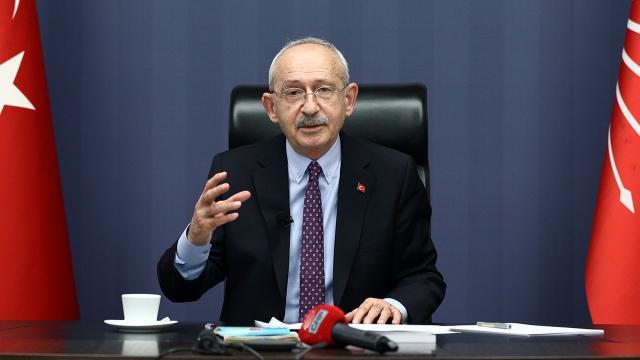 Kılıçdaroğlu: Down sendromlu çocuklarımızın istihdam edilmeleri lazım