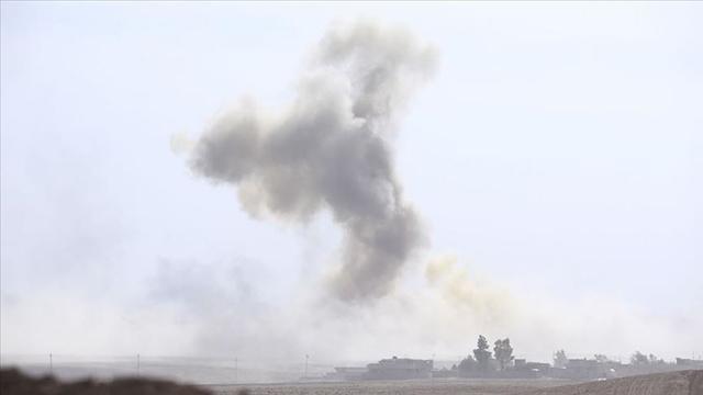 Irakta 85 DEAŞ hedefi yok edildi