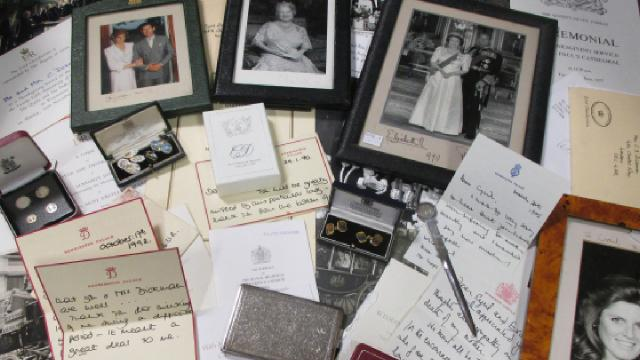 Prenses Diananın mektupları 67 bin 900 sterline satıldı
