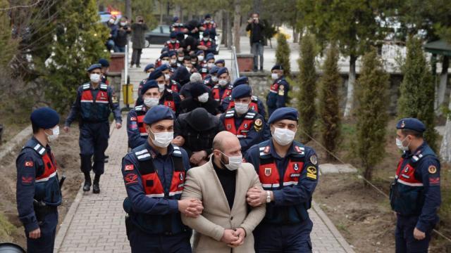Eskişehirde uyuşturucu operasyonu: 14 gözaltı