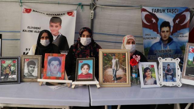 Evlat nöbetinin 565. günü: Diyarbakır anneleri evlatlarını istiyor
