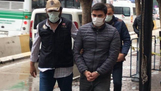 Adanada yakalanan firari FETÖ zanlısı tutuklandı