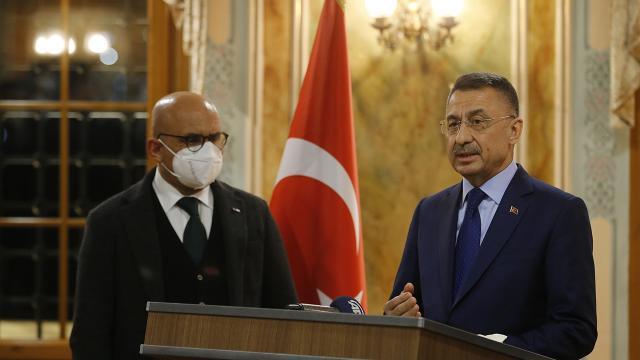 Cumhurbaşkanı Yardımcısı Oktay: Her türlü bağımlılıktan uzak duralım