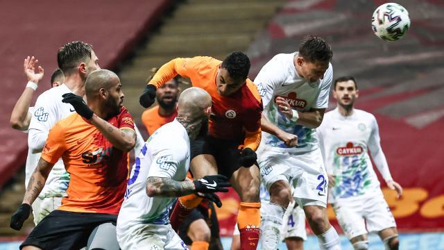 7 gollü maçta kazanan Rizespor