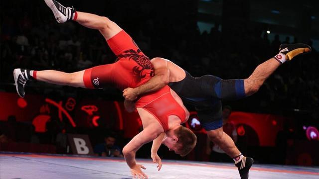 Güreşte Dünya Şampiyonası heyecanı Norveçte yaşanacak