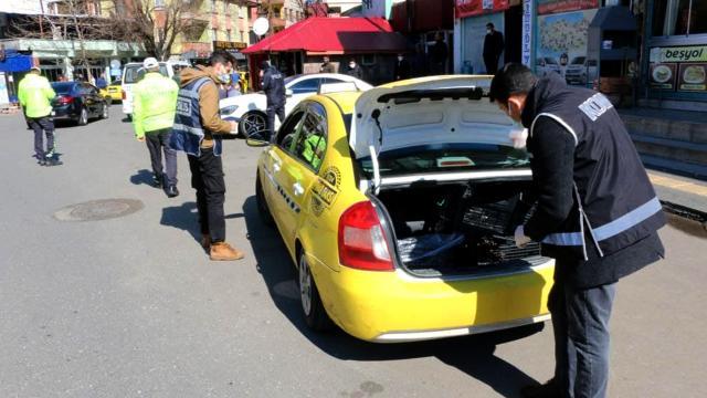 Ülke genelinde huzur uygulaması: Aranan 1311 kişi yakalandı