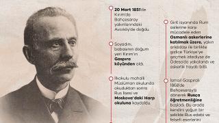 Türk dil birliğinin fikir adamı: İsmail Gaspıralı