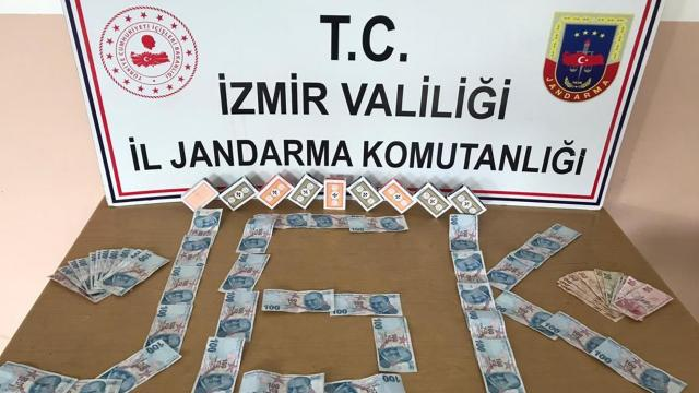İzmirde çadırda kumar oynayan 6 kişiye para cezası