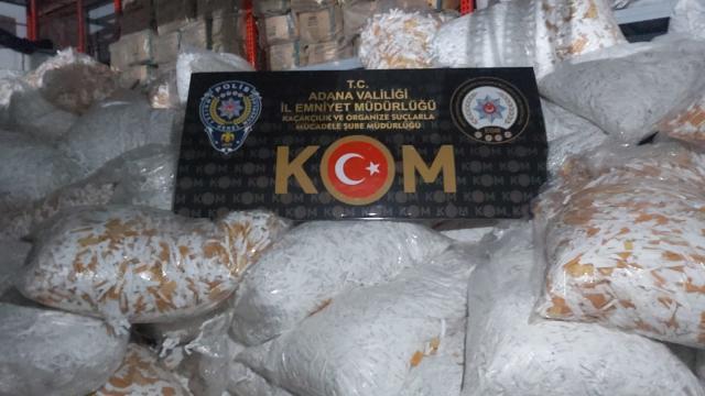 Adanada kaçakçılık operasyonunda 4 şüpheli gözaltına alındı