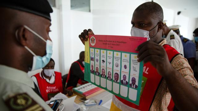 Kongo Cumhuriyetinde oy kullanma işlemi sona erdi
