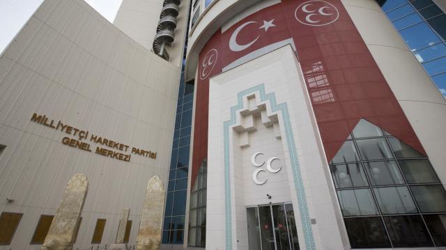 MHPnin MYK toplantısında Başkanlık Divanı belirlenecek