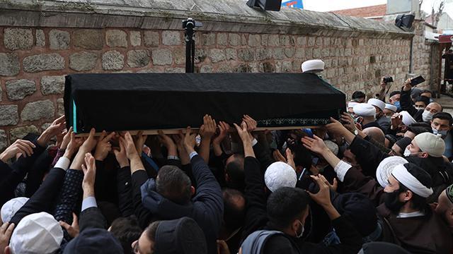 Alim Muhammed Ali es-Sabuni son yolculuğuna uğurlandı