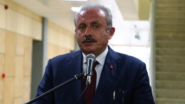TBMM Başkanı Şentop: Milletvekilliği Anayasaya, kanunlara göre sona erer