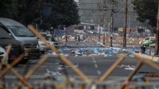 Myanmar ordusundan en az 10 asker öldürüldü
