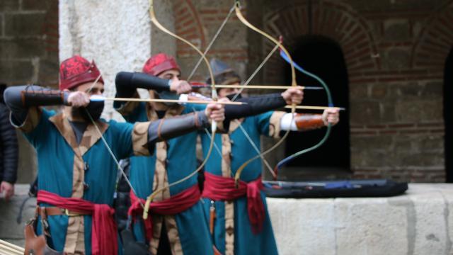 Kuzey Makedonyada Geleneksel Türk Okçuluğu kursu