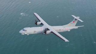 Türkiye'nin denizlerdeki gözü, havadaki gücü: Denizaltı avcısı 'P-72'