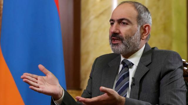 Paşinyan: Ermenistan ile diyalog kurulması önemli