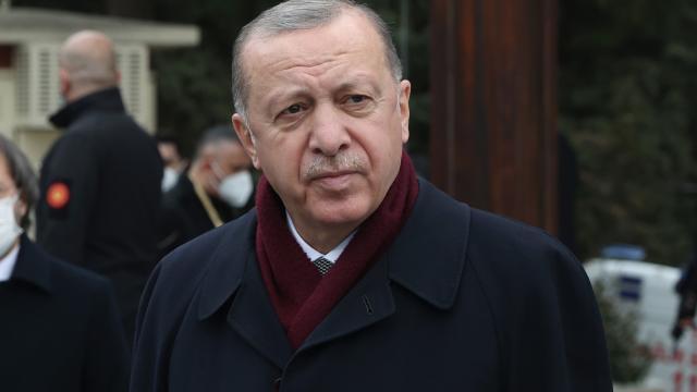 Cumhurbaşkanı Erdoğan: Bir devlet başkanının böyle bir ifade kullanması kabul edilemez