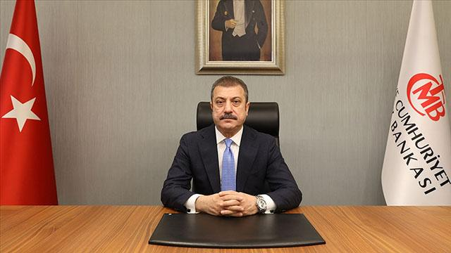 TCMBnin yeni Başkanı Kavcıoğlundan TBB yönetimi ile toplantı
