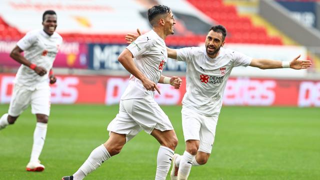 Sivasspor 8 maçtır kaybetmiyor