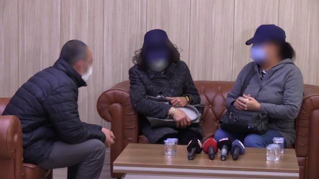 İkna yoluyla teslim olan 2 terörist aileleriyle buluşturuldu