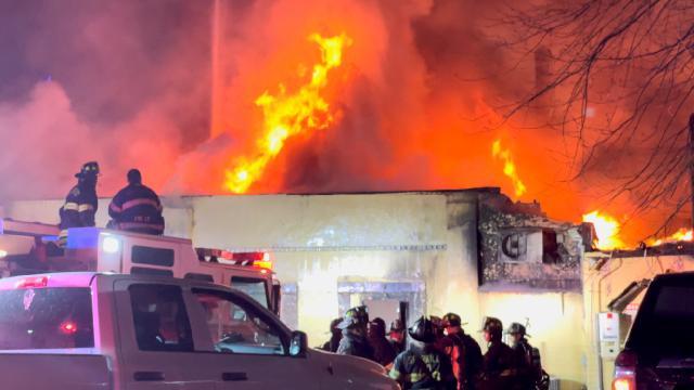 New Yorkta huzurevinde yangın çıktı: 1 kişi öldü