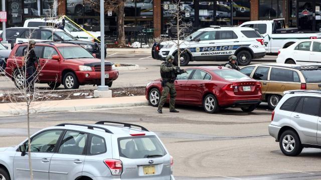 ABDnin Colorado eyaletindeki silahlı saldırganın kimliği açıklandı