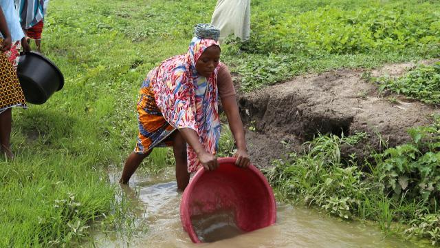 Nijeryada 60 milyondan fazla kişi temiz suya erişemiyor