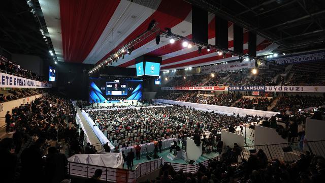 AK Partide MKYK üye sayısı 75e yükseldi