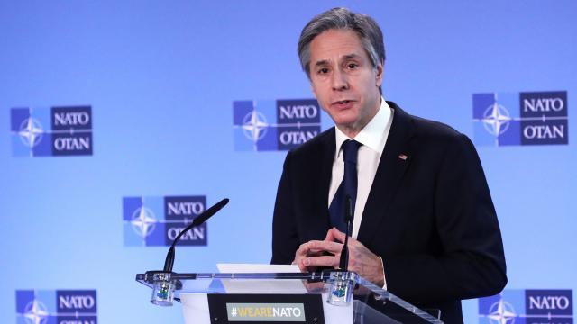 Blinken: Türkiyenin NATOya olan bağlılığının sürmesi hepimizin çıkarına