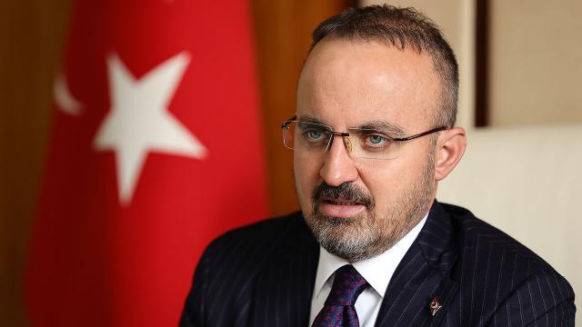 Bülent Turan kongreyi TRT Haberde değerlendirdi
