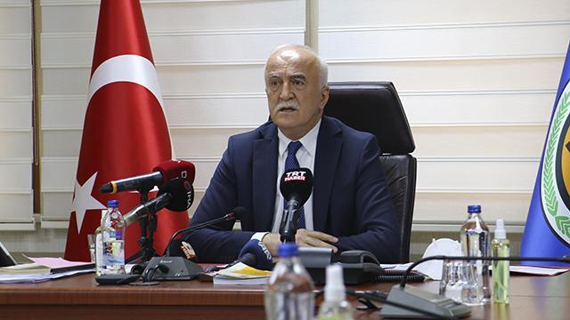 """Vakıflar Genel Müdürü Ersoydan """"Gezi Parkı"""" açıklaması"""