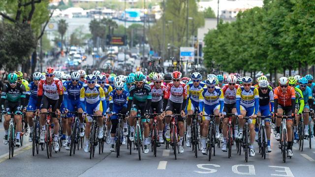 56. Cumhurbaşkanlığı Türkiye Bisiklet Turu hazırlıkları sürüyor