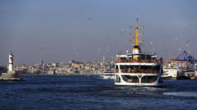 Marmarada sıcaklıklar mevsim normallerinin üzerinde olacak
