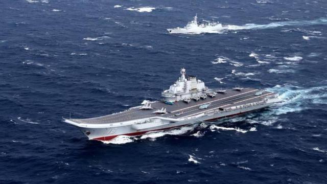 Çine ait gemiler Japonya kara sularına girdi