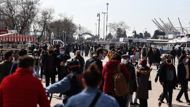 Haftalık vaka sayısı açıklandı: İstanbul ilk sırada