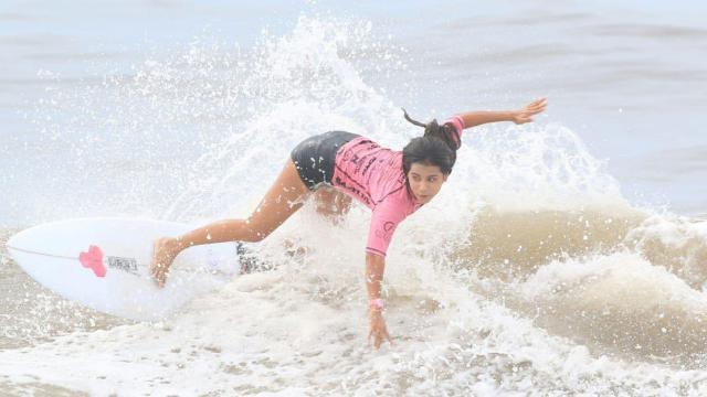 Olimpiyatlara hazırlanan sörfçü yıldırım çarpması sonucu öldü