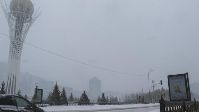Kazakistanda 724 kişi kişi kar esaretinden kurtarıldı