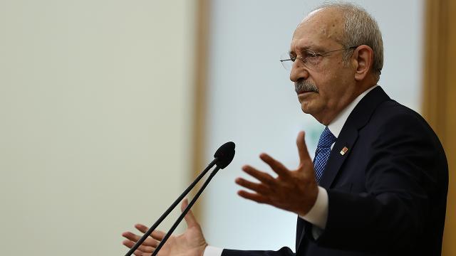 Kılıçdaroğlu: Halka hesap veren siyaset anlayışı için mücadele vereceğiz