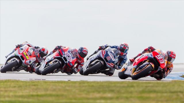 MotoGPde 2021 sezonu Katarda başlayacak