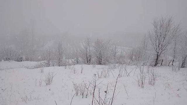 """Ordunun 4 ilçesinde eğitime """"kar"""" engeli"""