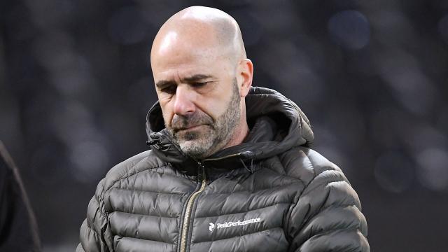 Bayer Leverkusen Peter Boszun görevine son verdi