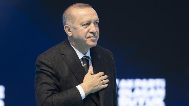 Cumhurbaşkanı Erdoğan: 2023 Cumhur İttifakının yeni bir zafer yılı olacaktır