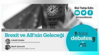 TRT World Forum Dijital Tartışmalar'da 'Brexit ve AB'nin Geleceği' konuşulacak