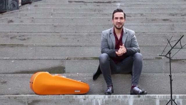 """Türkiyede ilk kez düzenlenecek """"Ulusal Viyola Günleri"""" 5-10 Nisanda müzikseverlerle buluşacak"""