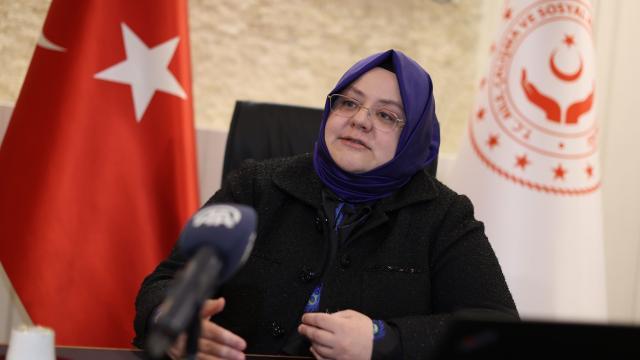 Bakan Selçuk: Kadın haklarının korunmasında ödün verilmeyecek